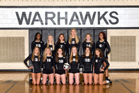 2015 Westerville Central Volleyball